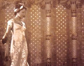 Hanut's glamorous grandmother the Princess Karam.
