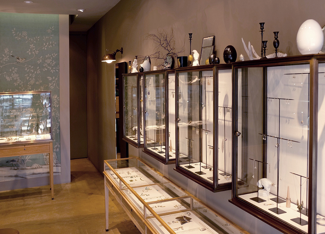 The jewelry boutique where hollywood insiders shop the for August jewelry store los angeles
