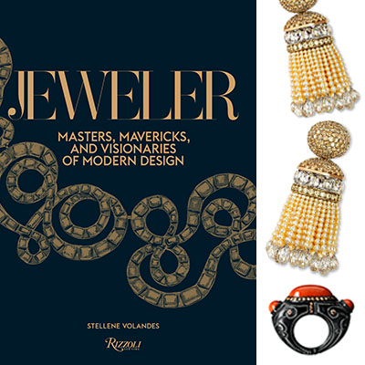 The AdventurinePosts8 Reasons You Should Buy Jeweler: Masters, Mavericks, and Visionaries of Modern Design