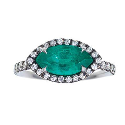 Jemma Wynne engagement ring