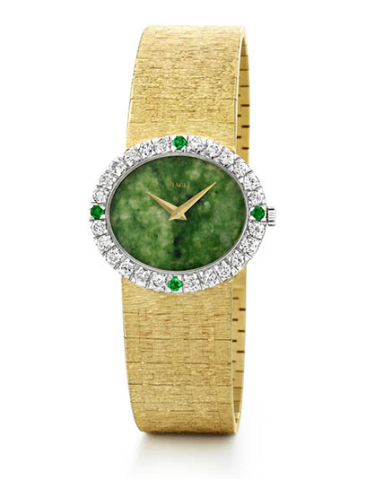 Extremely Piaget watch worn by Natalie Portman in 'Jackie' Photo courtesy