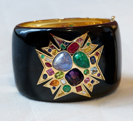 The Adventurine Posts The Amazing Backstory of Verdura's Maltese Cross Cuffs