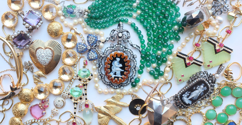The Adventurine Posts Part 1: Jewelry Gene, Jewels in the Blood Stream