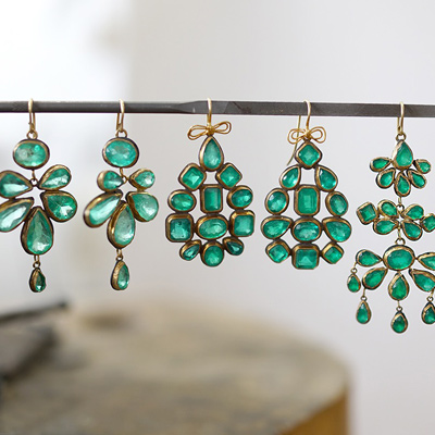 The Adventurine Posts Adventures in Emeralds with Judy Geib