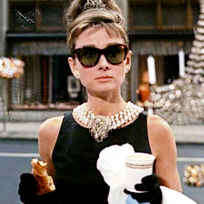 The Adventurine Posts Tiffany Audrey Wore in Breakfast at Tiffany's