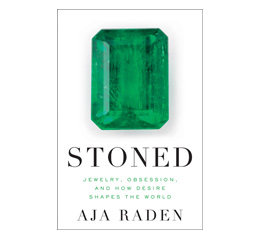 The Adventurine Posts Interview with the Author of 'Stoned'