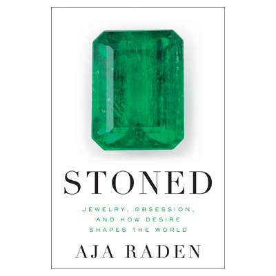 The Adventurine Posts Interview with the Amazing Aja Raden, Author of 'Stoned'