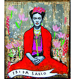 The Adventurine Posts The Jewelry in Frida Kahlo's Fashion Book