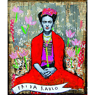 The Adventurine Posts The New Frida Kahlo Fashion Book Has Jewelry All Over It