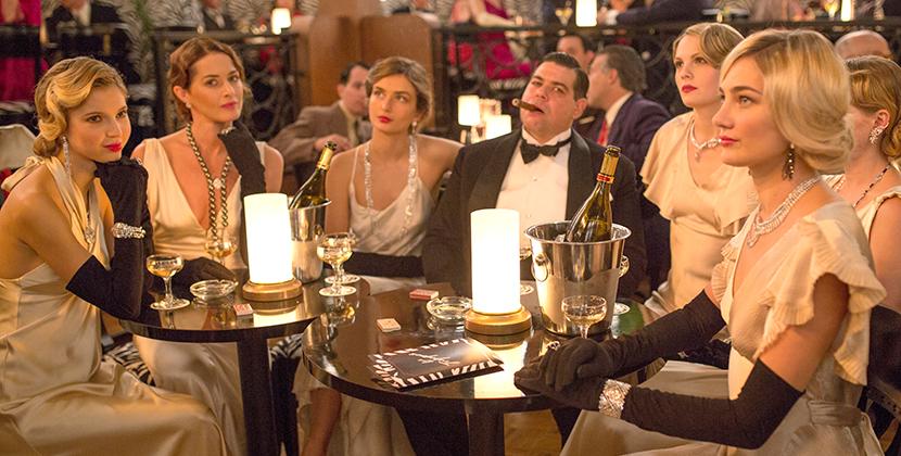 Chanel Makes 'Cafe Soc...