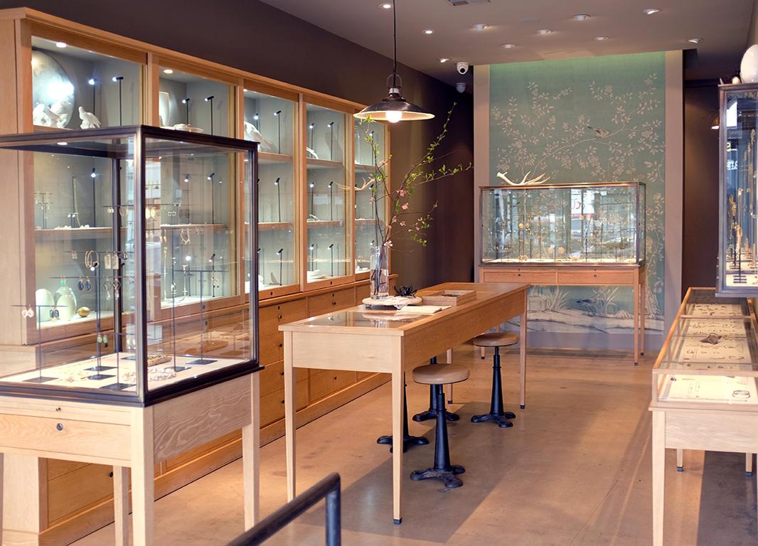 jewelry display cases los angeles jewelry ideas