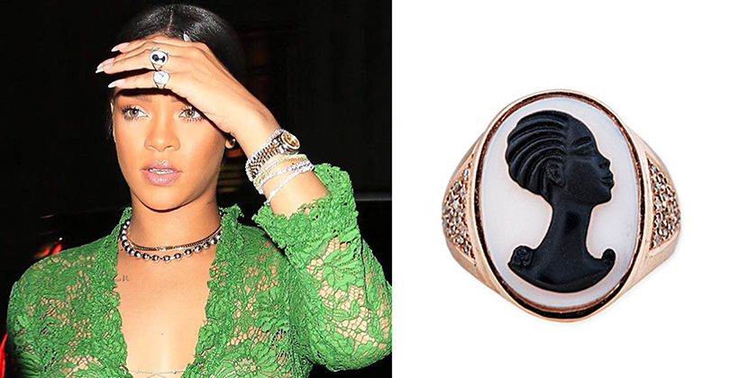 The Adventurine Posts Rihanna's Surprising Summer Jewel