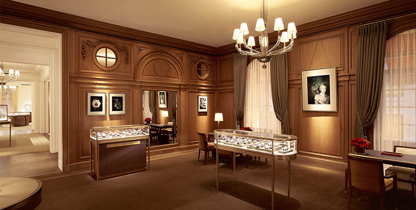 5th Street Salon Of Cartier S Historic Mansion Renovation The Adventurine
