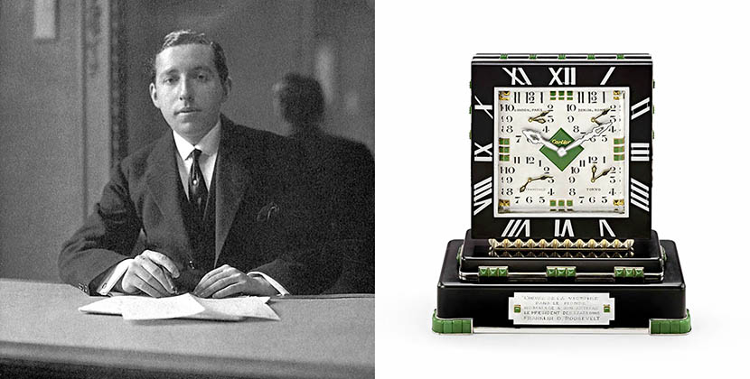 The AdventurinePostsPierre Cartier was a visionary deal broker in jewelry and diplomacy
