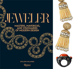 The Adventurine Posts 8 Reasons You Should Buy 'Jeweler: Masters, Mavericks, and Visionaries of Modern Design'