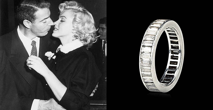 The Adventurine Posts The Mystery of Marilyn Monroe's Eternity Band
