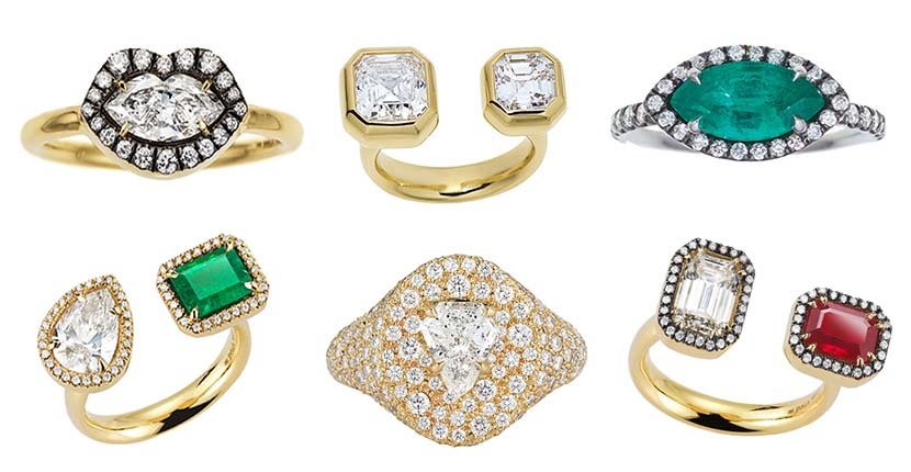 The Adventurine Posts Jemma Wynne's Engagement Rings Are The Best