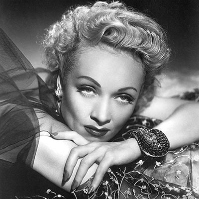 The Adventurine Posts Marlene Dietrich's Bracelet in 'Stage Fright'