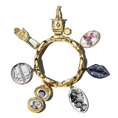 The Adventurine Posts Artists Create Charms for Ippolita Bracelet