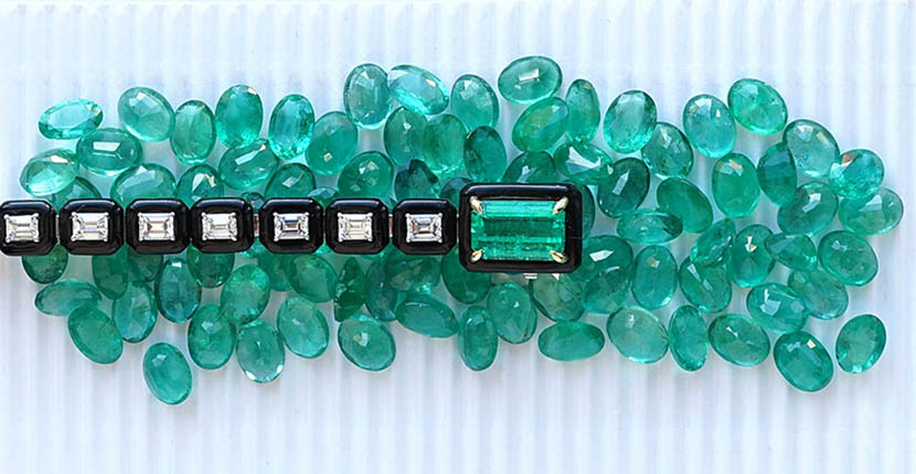 The Adventurine Posts Gemfields x Muse: Nikos Koulis' Modern Glamour