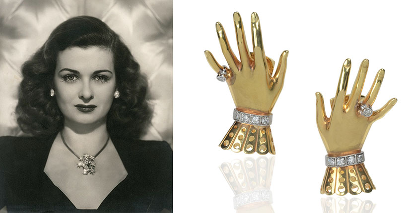 The Adventurine Posts A Brief History of Elegant Hands in Jewelry