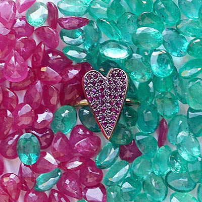 The Adventurine Posts Gemfields x Muse: Elena Votsi's Poetic Jewels