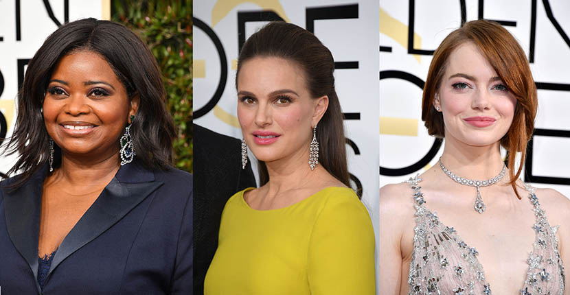 The Adventurine Posts The 10 Best Jewels at the Golden Globes