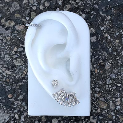 The Adventurine Posts Anita Ko Teaches Us How To Jewel Up An Ear