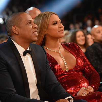The Adventurine Posts Beyoncé's $12-million Diamonds at the Grammys