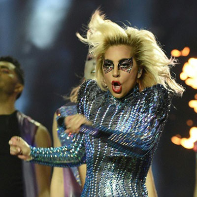 The Adventurine Posts Lady Gaga's Super Bowl Sparkle