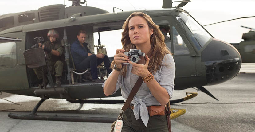 The Adventurine Posts Brie Larson's Symbolic Jewels in 'Kong: Skull Island'
