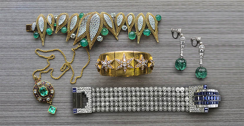 The Adventurine Posts The Bachelor's Neil Lane On His Vintage Jewels