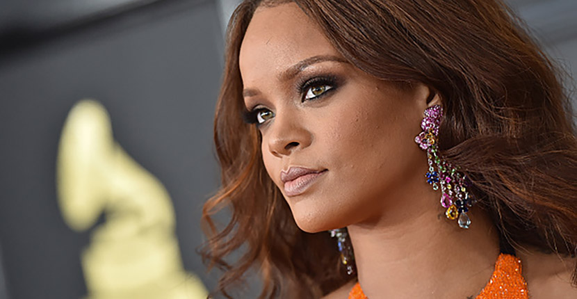 The Adventurine Posts Rihanna's Been Flaunting Her Chopard Collab