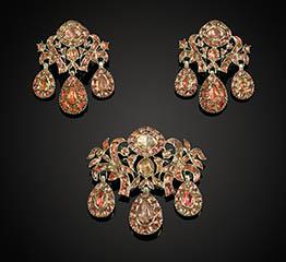 The AdventurinePostsInspirational Antique Portuguese Jewelry Goes on Display