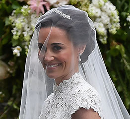 The Adventurine Posts Pippa Middleton's Earrings Look Familiar
