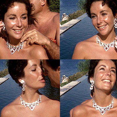 The Adventurine Posts At Auction: Elizabeth Taylor's Rubies