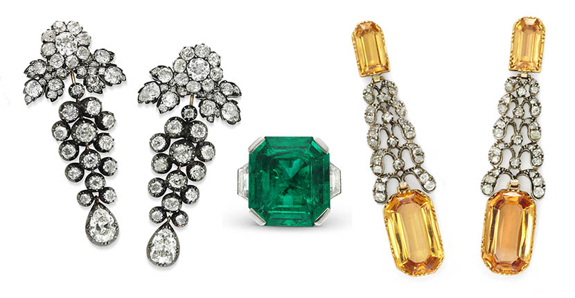 The Adventurine Posts The Vintage Fine Jewelry at TEFAF Spring