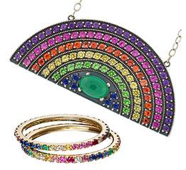 The AdventurinePostsIn Celebration of Pride: Rainbow Jewels
