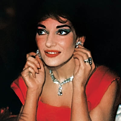 The Adventurine Posts 'Maria by Callas' is a Visual Diary of the Diva's Jewels