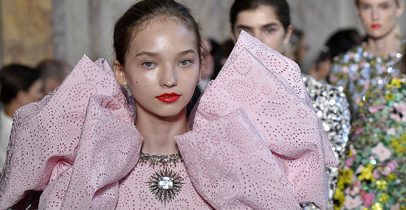 The Adventurine Posts Eleuteri's Vintage at Giambattista Valli
