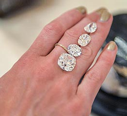 The Adventurine Posts Forevermark's Stylish Diamond Master Class