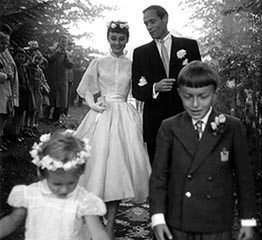 The AdventurinePostsAudrey Hepburn's Engagement Ring, Wedding Bands