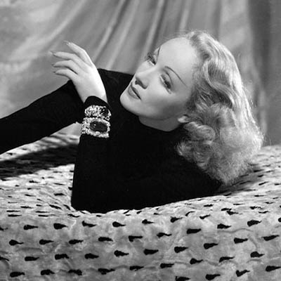 The Adventurine Posts Marlene Dietrich's Emeralds On-Screen and Off