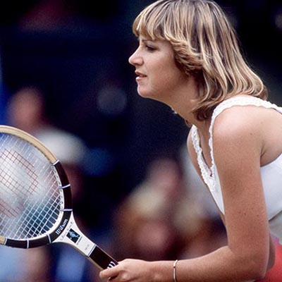The Adventurine Posts The True Story of Chris Evert's Tennis Bracelet