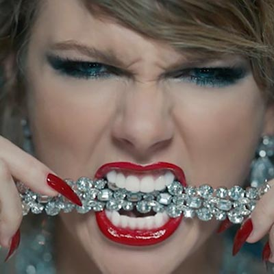 The Adventurine Posts All the Jewelry in Taylor Swift's New Video