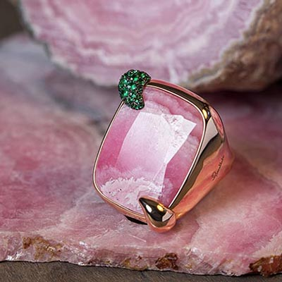 The Adventurine Posts Pomellato Celebrates Its 50th Anniversary With 50 Fabulous Jewels