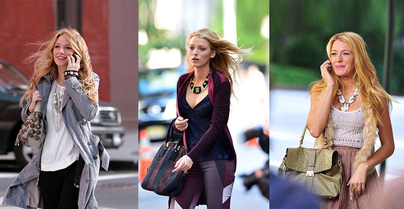 The Adventurine Posts Blake Lively's Jewelry on Gossip Girl Was Major