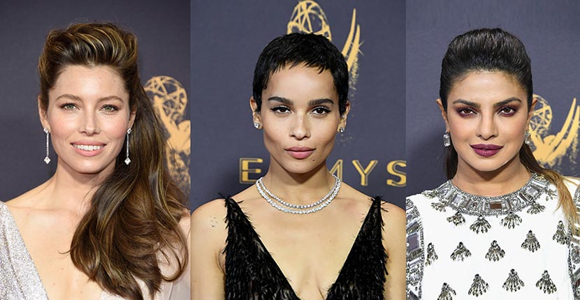 The Adventurine Posts The Best Jewelry at the 2017 Emmys