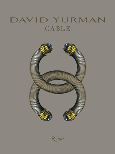 Cover of David Yurman: Cable published by Rizzoli