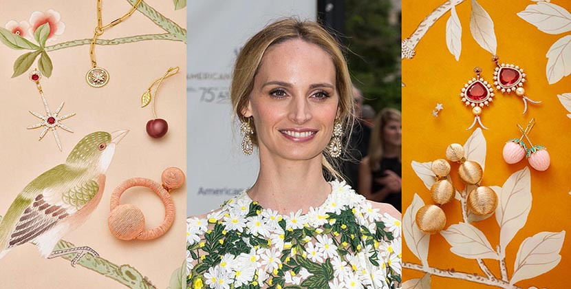 The Adventurine Posts Lauren Santo Domingo on Her Favorite Jewelry